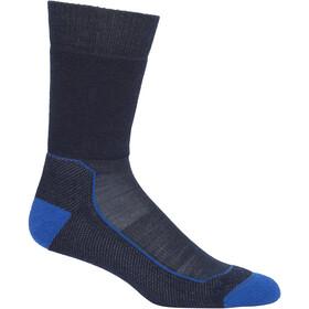 Icebreaker Hike+ Medium Crew Socks Men midnight navy